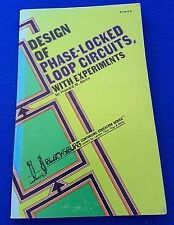 DESIGN OF PHASE-LOCKED LOOP CIRCUITS, With Experiments by Howard M. Berlin 1979
