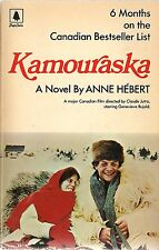 Kamouraska by Anne Hebert