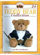 The Teddy Bear Collection Magazine - Issue.24, Carl the Conductor
