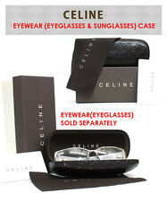 EyezoneCo CELINE EYEWEAR ( Eyeglasses & Sunglasses ) Dark Brown COLOR CASE