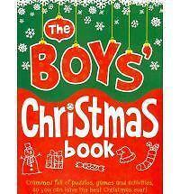 The Boys' Christmas Book (Buster Books), Turner, Tracey
