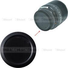 arrière Bouchon Cache Couvre Objectif pour Fuji Fujifilm Micro SLR X-Mount Lens