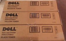 DELL 3000CN/3100CN TONER 2000 PAGES YELLOW P6731