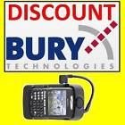 Bury Cradle: Blackberry 8700 8700g 8700v [THB System 8 Take&Talk Car Kit Holder]