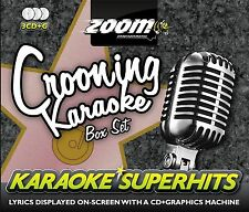 Cdg - Zoom Crooning Karaoke Superhits Triple Pack Standard CD+G