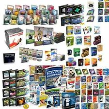 100% profits 353,000+ Bulk ebooks CD software profitable MRR PLR work at home