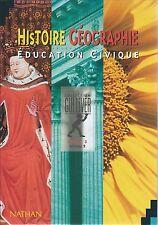 Manuel scolaire Histoire Géographie Education civique Coll. Gulliver CM1. NEUF!