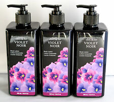 Body Drench Violet Noir Body Lotion Set of 3 - 16.9 oz each