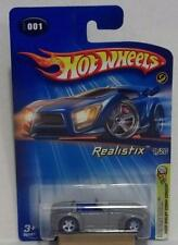 HOT WHEELS 2005 FIRST EDITIONS FORD SHELBY COBRA CONCEPT 5SP BLUE WHITE RIM hwd