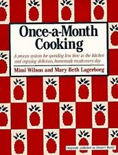 Once-A-Month Cooking-ExLibrary