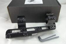 Eaglevisioncam AIR FUCILE PISTOLA REGOLABILE Infinity Scope Mount Picatinny 20mm 30mm