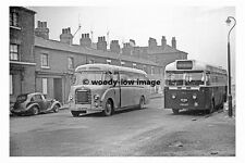 pt7442 - Buses at Goole , Yorkshire - photograph 6x4