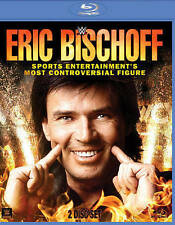 WWE Eric Bischoff Sports Entertainment's Most Controversial Figure Blu-ray Steel