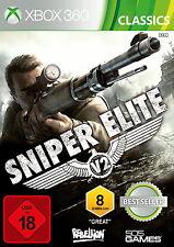 Microsoft Xbox 360 Spiel Sniper Elite V2 -- Classics