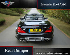 Mercedes SL63 AMG Rear Bumper for Mercedes SL R320