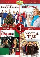 Hallmark Holiday Collection: Movie 4 Pack (DVD, 2013, 2-Disc Set) Brand-New