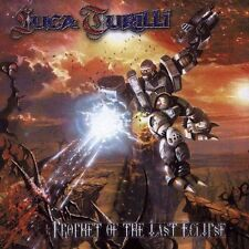 Luca turulii – profeta of the last Eclipse-CD-JEWEL NUOVO NEW