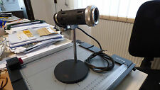 Desk lamp illuminator for microscope w/ iris IOR Bucharest (Zeiss subcontr.)