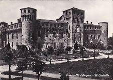 MONTICELLI D'ONGINA - Il Castello 1958