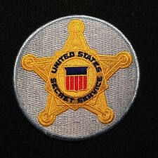 USSS - United States Secret Service Patch / LAPD Sheriff Federal Police FBI ATF