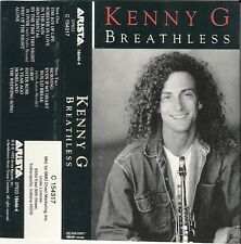 Breathless by Kenny G (Cassette, Oct-1992, Arista)