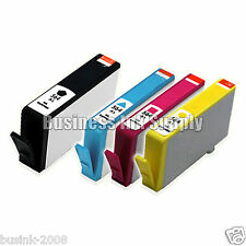 4* PACK 564XL 564 XL Ink Cartridge Set for HP PhotoSmart D7500 Series NEW CHIP