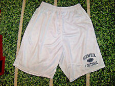 Berwick High School Football Used Practice Shorts WHITE Mesh L Great for Jock