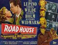 Film Road House 09 A4 10x8 Photo Print