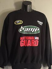 Dale Earnhardt Jr. #88 Nascar Amp Energy National Guard Large L Black Sweatshirt