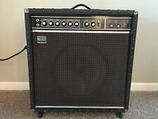 "UBER RARE 1977 Roland JC-80 Jazz Chorus w/ 15"" JBL G135-8 same circuit as JC-120"