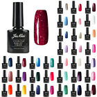 10ml gelpolish Nail Art Soak Off Gel Polish 52 Colours UV Led Base Top Coat