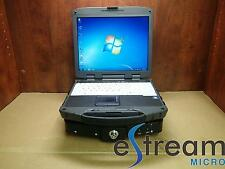 Toughbook i7 2.2GHz General Dynamics Itronix GD8200 8GB 120GB SSD Dock Station