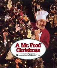 A Mr. Food Christmas: Homemade and Hassle-Free
