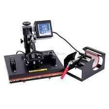 1000W 5 en 1 multifonction presse à chaud transfert sublimation machine 0-220 ℃