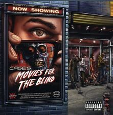 Movies For The Blind - Cage (2009, CD NIEUW)