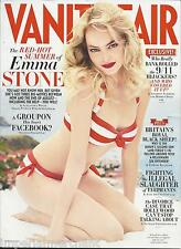 Vanity Fair magazine Emma Stone Groupon 9/11 Elephants Prince Andrew Catch 22