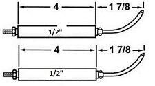 Wayne Oil Burner Electrode set replaces 13286 for EH, EHA, EHASR, HSR, MSR