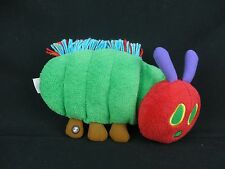Zoobies Very Hungry Caterpillar Plush Counting Cloth Soft Lovey Toy A-3