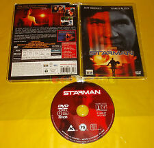 STARMAN (Jeff Bridges, Karen Allen) di John Carpenter - Dvd Jewel ○○○ USATO