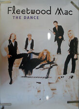 RARE FLEETWOOD MAC THE DANCE 1997 VINTAGE MUSIC RECORD STORE PROMO POSTER