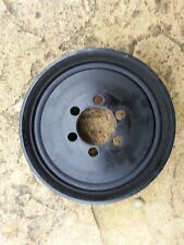 CRANKSHAFT BELT PULLEY  removed from a 2009 (09plate)E910BMW 320i