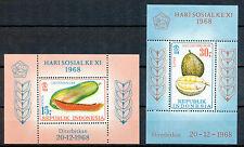 Indonesië Zonnebloem  630 - 631 (blok 13 + 14) postfris