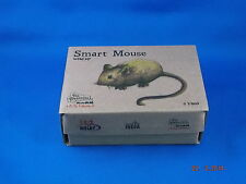 Wind Up Tin Toy - Smart Mouse with Key - No Fall mechanism Box Damaged