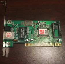 FE-1439TX PCI Wired RJ-45 10/100 Network Card