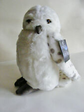 """Harry Potter's pet Owl Hedwig - 11"""" Plush Puppet with Sound With Tag Warner Bros"""