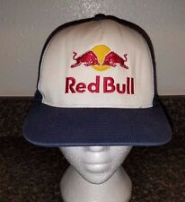 Red Bull Athletes Only Snapback Cap Trucker Hat Energy Drink Racing F1 MotoCross