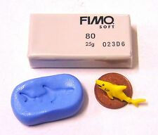 Shark Fish Silicone Mould & 25g of Fimo Clay Sugarcraft Card Topper Food Safe