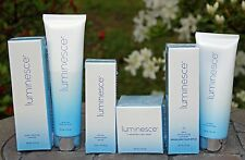 NEW JEUNESSE LUMINESCE KIT OF 6: SERUM DAY NIGHT CLEANSER MASQUE RENEWAL