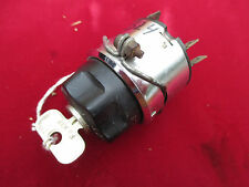 Lucas PRS3 lighting and ignition switch, Austin-Healey Bugeye Sprite, NOS key