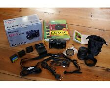 * precio Update * MFT m4/3 Panasonic Lumix DMC – gf1 negro, incl. 14-45mm kit – objetivamente